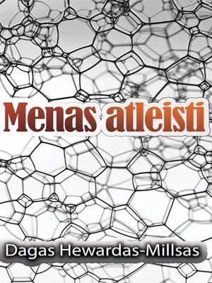 cover image of Menas atleisti