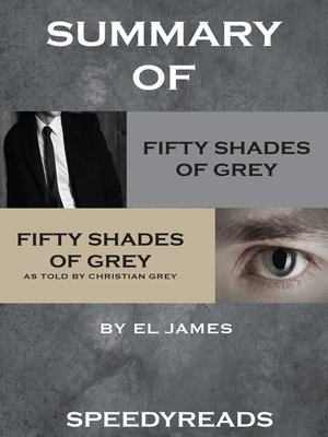 cover image of Summary of Fifty Shades of Grey and Grey