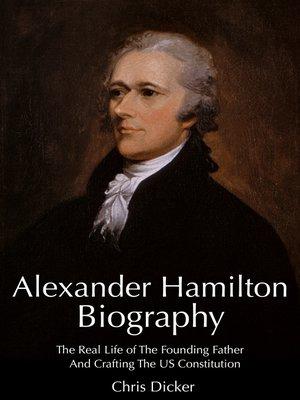 cover image of Alexander Hamilton Biography