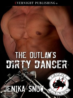 cover image of The Outlaw's Dirty Dancer