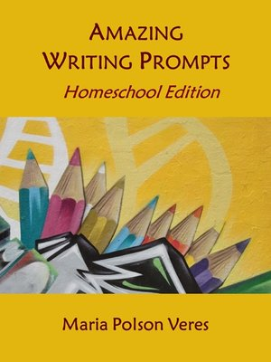 cover image of Amazing Writing Prompts