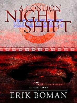 cover image of A London Night Shift