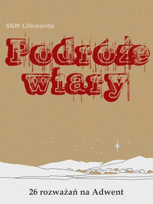 cover image of Podróże wiary