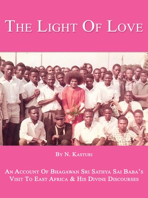 cover image of The Light of Love