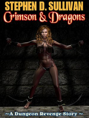 cover image of Crimson & Dragons