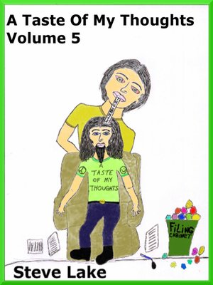 cover image of A Taste of My Thoughts Volume 5