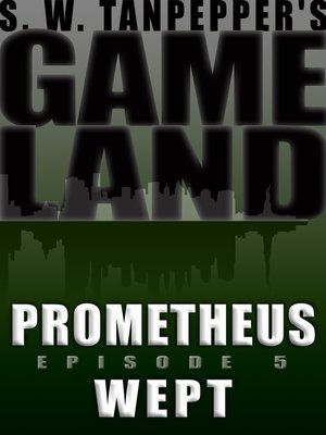 cover image of Prometheus Wept