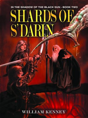 cover image of Shards of S'Darin (In the Shadow of the Black Sun, Book 2)