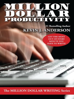 cover image of Million Dollar Productivity