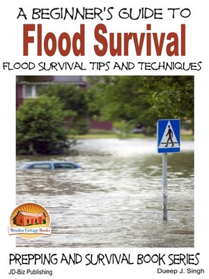 cover image of A Beginner's Guide to Flood Survival