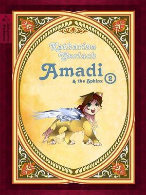 cover image of Amadi and the Sphinx