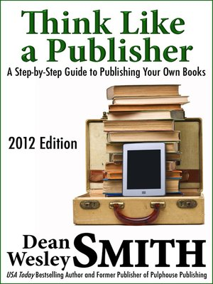 cover image of Think Like a Publisher