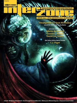 cover image of Interzone 241 Jul