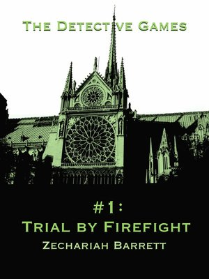 cover image of #1: Trial by Firefight