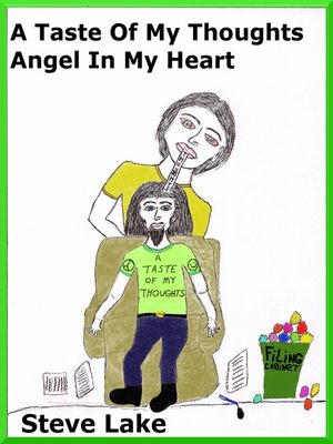 cover image of A Taste of My Thoughts Angel In My Heart