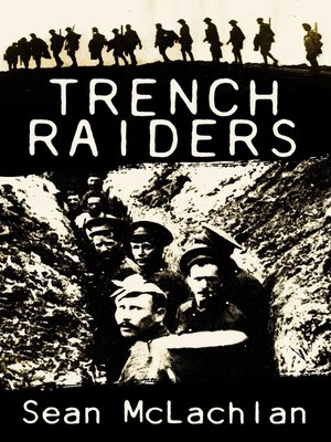 cover image of Trench Raiders, no. 1
