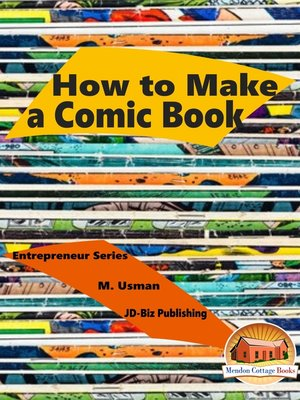 cover image of How to Make a Comic Book