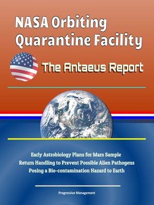 cover image of NASA Orbiting Quarantine Facility