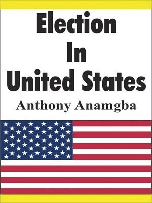 cover image of Election in United States