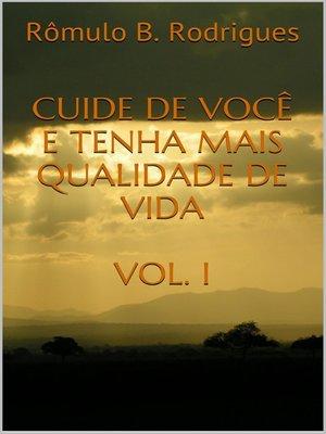 cover image of Cuide de você e tenha mais qualidade de vida VolumeI