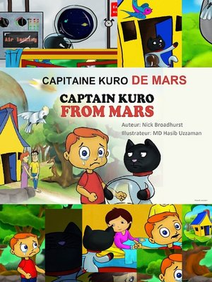 cover image of Capitaine Kuro De Mars