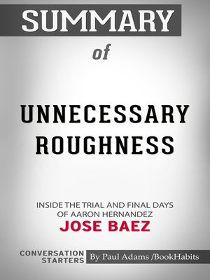 cover image of Summary of Unnecessary Roughness
