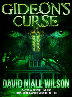 cover image of Gideon's Curse