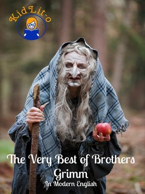 cover image of The Very Best of Brothers Grimm In Modern English (Translated)