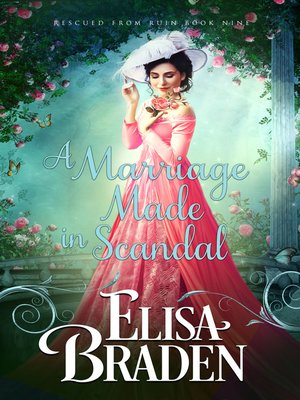 cover image of A Marriage Made in Scandal