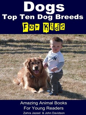 cover image of Dogs For Kids