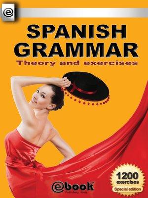 cover image of Spanish Grammar