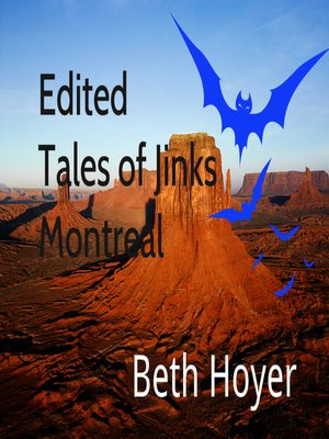 cover image of Edited Tales of Jinks Montreal