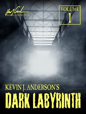 cover image of Dark Labyrinth 1