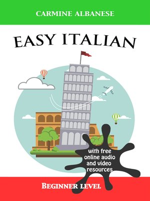 cover image of Easy Italian