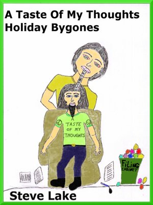 cover image of A Taste of My Thoughts Holiday Bygones