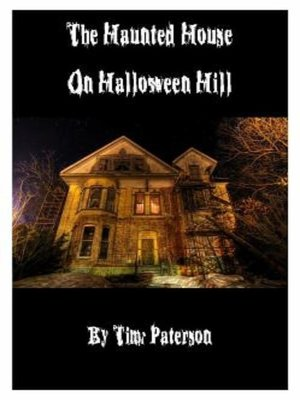 cover image of The Haunted House on Halloween Hill