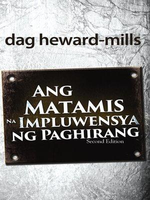 cover image of Ang Matamis na Impluwensya ng Paghirang