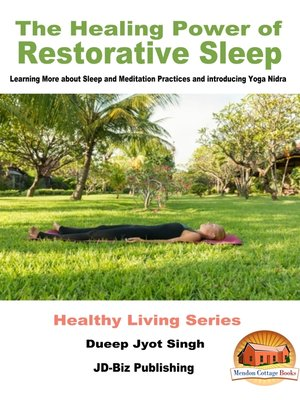 cover image of The Healing Power of Restorative Sleep