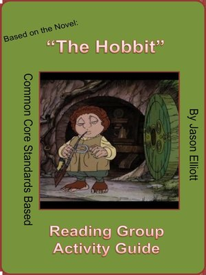 cover image of The Hobbit Reading Group Activity Guide