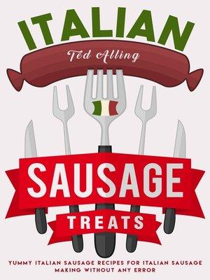 cover image of Italian Sausage Treats