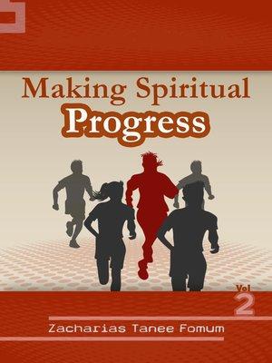 cover image of Making Spiritual Progress (Volume 2)