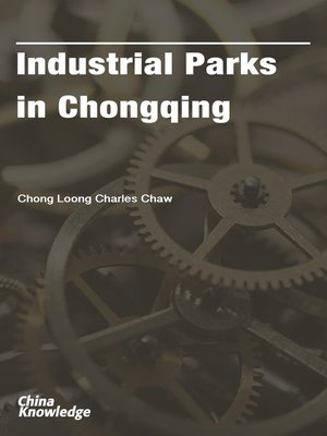 cover image of Industrial Parks in Chongqing