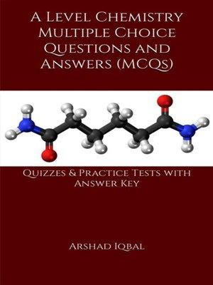 A Level Chemistry MCQs by Arshad Iqbal · OverDrive (Rakuten