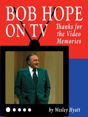cover image of Bob Hope on TV