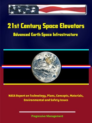 cover image of 21st Century Space Elevators