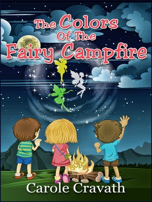cover image of The Colors of the Fairy Campfire