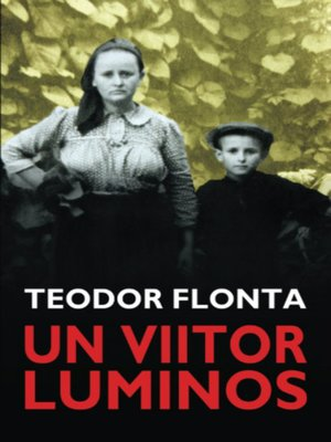 cover image of Un viitor luminos