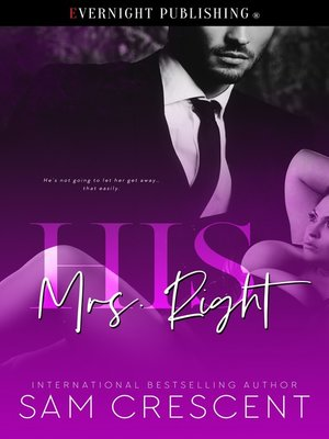 cover image of His Mrs. Right