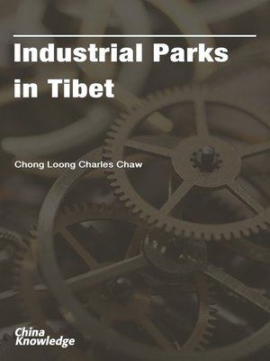 cover image of Industrial Parks in Tibet