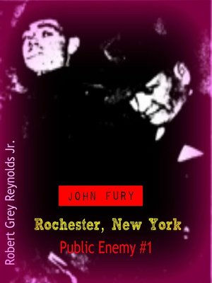 cover image of John Fury Rochester, New York Public Enemy #1